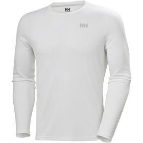 Helly Hansen Lifa Active Solen T-shirt Manches longues Homme, white